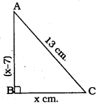 KSEEB SSLC Class 10 Maths Solutions Chapter 10 Quadratic Equations Ex 10.2 6