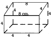 KSEEB SSLC Class 10 Maths Solutions Chapter 15 Surface Areas and Volumes Ex 15.1 Q 1