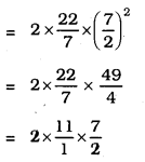 KSEEB SSLC Class 10 Maths Solutions Chapter 15 Surface Areas and Volumes Ex 15.1 Q 3.1