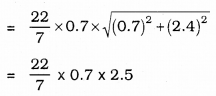 KSEEB SSLC Class 10 Maths Solutions Chapter 15 Surface Areas and Volumes Ex 15.1 Q 8.2