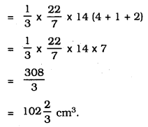 KSEEB SSLC Class 10 Maths Solutions Chapter 15 Surface Areas and Volumes Ex 15.4 Q 1.2