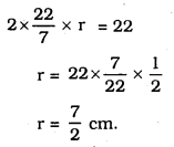 KSEEB SSLC Class 10 Maths Solutions Chapter 5 Areas Related to Circles Ex 5.2 2