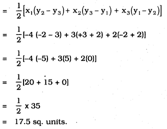 KSEEB SSLC Class 10 Maths Solutions Chapter 7 Coordinate Geometry Ex 7.3 10