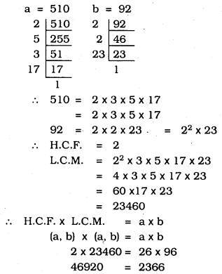 KSEEB SSLC Class 10 Maths Solutions Chapter 8 Real Numbers Ex 8.2 4