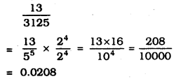 KSEEB SSLC Class 10 Maths Solutions Chapter 8 Real Numbers Ex 8.4 2