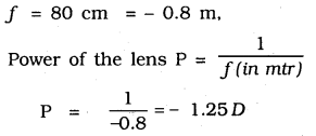 KSEEB SSLC Class 10 Science Solutions Chapter 11 Human Eye and Colourful World Ex Q 6.1
