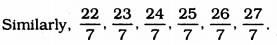 KSEEB Solutions for Class 9 Maths Chapter 1 Number Systems Ex 1.1 1