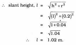KSEEB Solutions for Class 9 Maths Chapter 13 Surface Area and Volumes Ex 13.3 Q 8.1