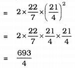 KSEEB Solutions for Class 9 Maths Chapter 13 Surface Area and Volumes Ex 13.4 Q 5.1