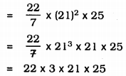 KSEEB Solutions for Class 9 Maths Chapter 13 Surface Area and Volumes Ex 13.6 Q 1.1