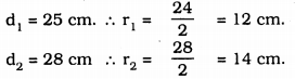 KSEEB Solutions for Class 9 Maths Chapter 13 Surface Area and Volumes Ex 13.6 Q 2