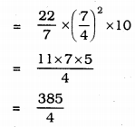 KSEEB Solutions for Class 9 Maths Chapter 13 Surface Area and Volumes Ex 13.6 Q 5.1