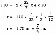 KSEEB Solutions for Class 9 Maths Chapter 13 Surface Area and Volumes Ex 13.6 Q 5