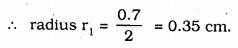KSEEB Solutions for Class 9 Maths Chapter 13 Surface Area and Volumes Ex 13.6 Q 7.1