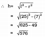 KSEEB Solutions for Class 9 Maths Chapter 13 Surface Area and Volumes Ex 13.7 Q 2