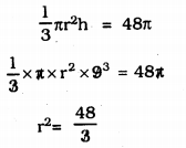 KSEEB Solutions for Class 9 Maths Chapter 13 Surface Area and Volumes Ex 13.7 Q 4