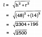 KSEEB Solutions for Class 9 Maths Chapter 13 Surface Area and Volumes Ex 13.7 Q 6.1