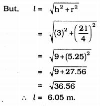 KSEEB Solutions for Class 9 Maths Chapter 13 Surface Area and Volumes Ex 13.7 Q 9.2