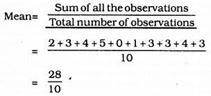 KSEEB Solutions for Class 9 Maths Chapter 14 Statistics Ex 14.4 Q 1