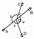 KSEEB Solutions for Class 9 Maths Chapter 3 Lines and Angles Ex 3.1 6