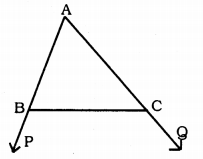KSEEB Solutions for Class 9 Maths Chapter 5 Triangles Ex 5.4 2