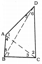 KSEEB Solutions for Class 9 Maths Chapter 5 Triangles Ex 5.4 5