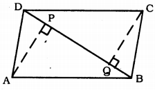KSEEB Solutions for Class 9 Maths Chapter 7 Quadrilaterals Ex 7.1 10