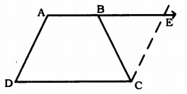 KSEEB Solutions for Class 9 Maths Chapter 7 Quadrilaterals Ex 7.1 12
