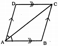KSEEB Solutions for Class 9 Maths Chapter 7 Quadrilaterals Ex 7.1 6