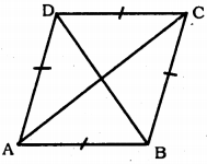 KSEEB Solutions for Class 9 Maths Chapter 7 Quadrilaterals Ex 7.1 7