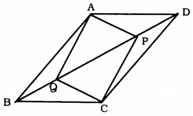 KSEEB Solutions for Class 9 Maths Chapter 7 Quadrilaterals Ex 7.1 9