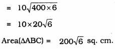 KSEEB Solutions for Class 9 Maths Chapter 8 Heron's Formula Ex 8.2 19