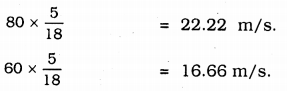 KSEEB Solutions for Class 9 Science Chapter 8 Motion Q 2