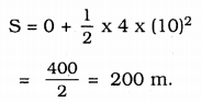 KSEEB Solutions for Class 9 Science Chapter 8 Motion Q 7.1