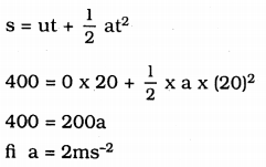 KSEEB Solutions for Class 9 Science Chapter 9 Force and Laws of Motion 3