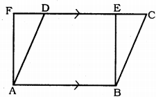 KSSEB Solutions for Class 9 Maths Chapter 11 Areas of Parallelograms and Triangles Ex 11.4 1