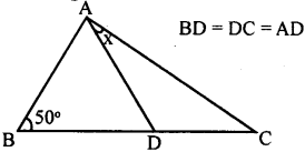 KSEEB Solutions for Class 8 Maths Chapter 11 Congruency of Triangles Ex. 11.3 4