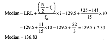 KSEEB Solutions for Class 8 Maths Chapter 13 Statistics Ex. 13.3 1