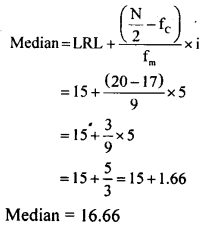 KSEEB Solutions for Class 8 Maths Chapter 13 Statistics Ex. 13.3 2