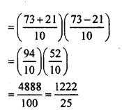KSEEB Solutions for Class 8 Maths Chapter 4 Factorisation Ex. 4.1 3
