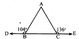 KSEEB Solutions for Class 8 Maths Chapter 6 Theorems on Triangles Ex 6.3 1