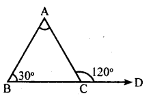 KSEEB Solutions for Class 8 Maths Chapter 6 Theorems on Triangles Ex 6.3 9