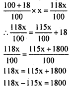 KSEEB Solutions for Class 8 Maths Chapter 9 Commercial Arithmetic Ex. 9.2 4