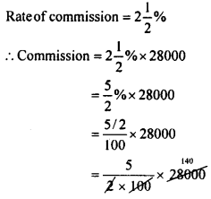 KSEEB Solutions for Class 8 Maths Chapter 9 Commercial Arithmetic Ex. 9.4 1