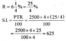 KSEEB Solutions for Class 8 Maths Chapter 9 Commercial Arithmetic Ex. 9.5 1