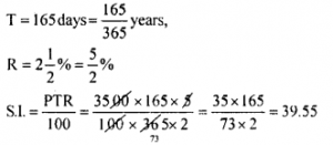 KSEEB Solutions for Class 8 Maths Chapter 9 Commercial Arithmetic Ex. 9.5 2