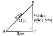 KSEEB SSLC Class 10 Maths Solutions Chapter 2 Triangles Ex 2.5 Q10