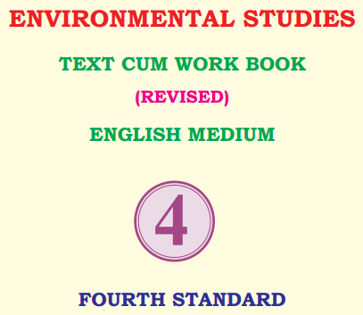 KSEEB Solutions for Class 4 EVS Environmental Studies Karnataka State Syllabus