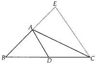 KSEEB Solutions for Class 10 Maths Chapter 2 Triangles Ex 2.6 Q9 1