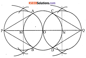 KSEEB Solutions for Class 10 Maths Chapter 6 Constructions Additional Questions 6